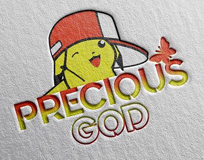 """""""PRECIOUS GOD"""" - LOGO DESIGN - """"ANMOL DEVTA"""""""