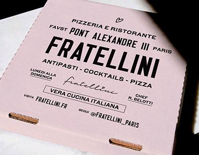 FRATELLINI - PIZZERIA IDENTITY