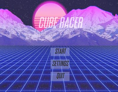 Cube Racer: Endless runner