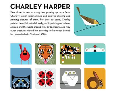 Charley Harper Icons