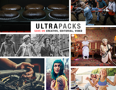 UltraPacks Campaign Identity