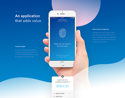 PayPal - Concept Redesign