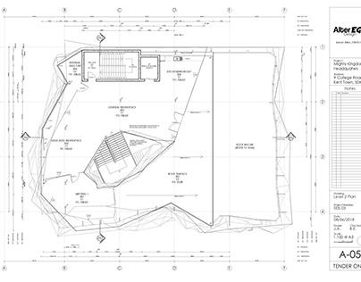 Colosseum Floor Plan