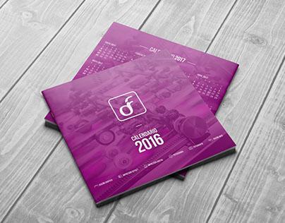 Dafer • Calendario 2016