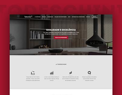 Todeschini Investidores - Website Design