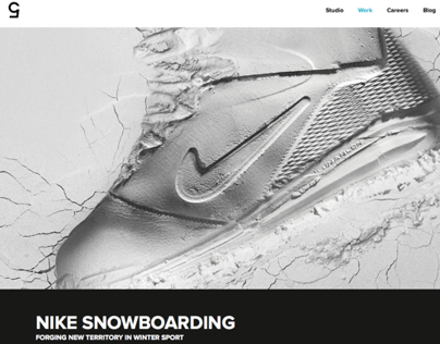 Cinco Design Website Relaunch