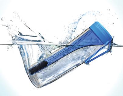 EVOEAU filtration bottle