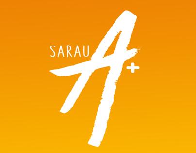 Sarau AMais Poster