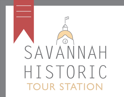 Savannah Historic Tour Station