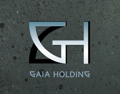 Corporate identity & website design for Gaia holding