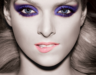 Maybelline beauty for Cosmo