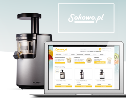 Sokowo - E-commerce