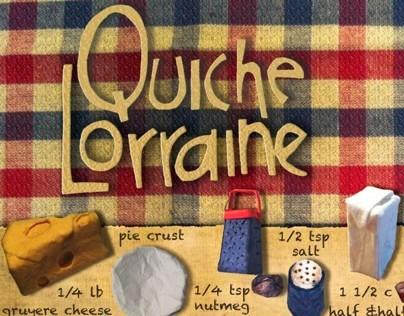 Paper Quiche