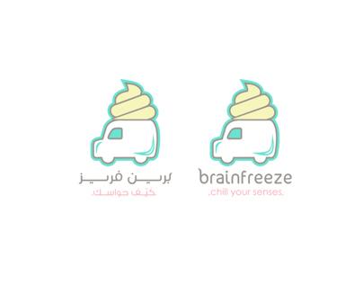 Brainfreeze Soft Ice Cream Brand