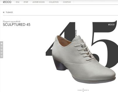 Web Design: Ecco