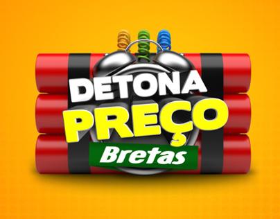 Campanha Detona Preço - Bretas