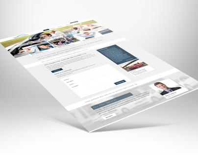 Vehicle Purchasing Services Website Design