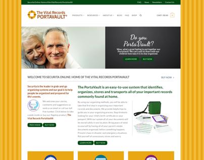 Logo and WordPress / Woocommerce site