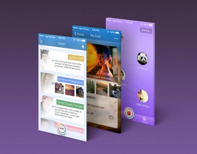 Social Contacts App