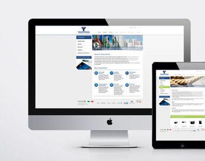 Yachtica // Web Design & Development + UI Design