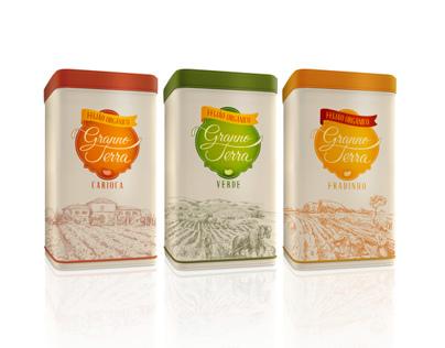 Granno Terra Feijão Orgânico / Organic Beans