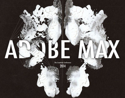Adobe Max Conference Poster