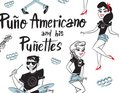 Puño Americano & his Puñettes