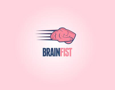 BrainFist logo