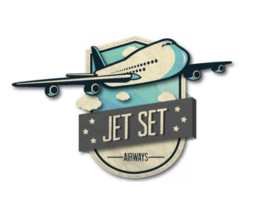 Jet Set Airways Stationary Package