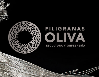 Brand + Website Design · Filigranas Oliva