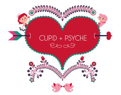 Cupid & Psyche Online Narrative