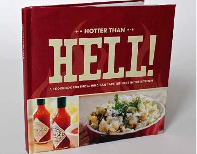 """Hotter Than Hell!"" Cookbook"