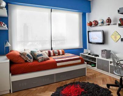 Furniture Design for Proyecto DASH