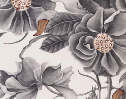 FLOWERS (illustration)