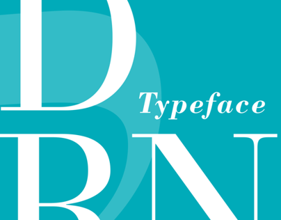 Typography Classification Posters