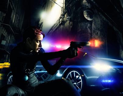 Agent of S.H.I.E.L.D. : The Showdown