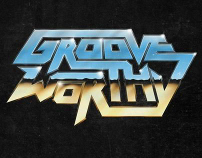 Groove Worthy Chrome logo