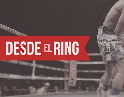 Desde El Ring