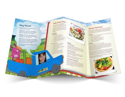 Kids in the Kitchen Brochure