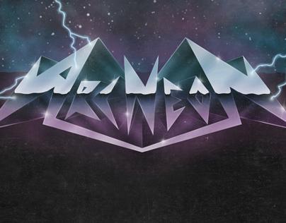 Arc Neon chrome logo