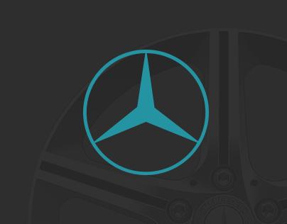 Mercedez-Benz redesign
