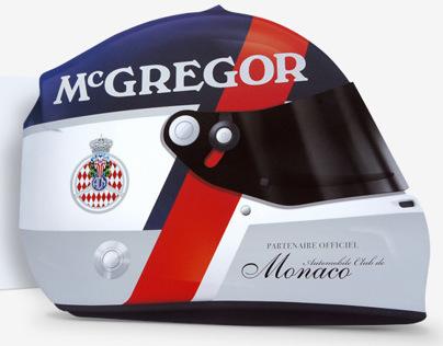 Mc Gregor Mailing F1
