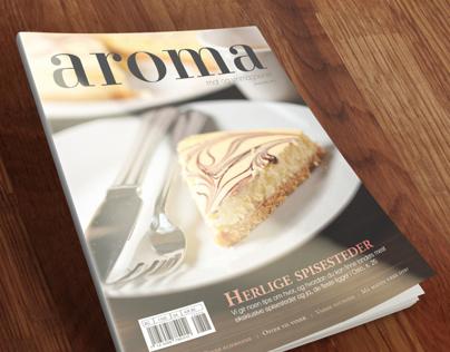 Aroma food- & winemagazine