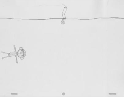 Kinetics (Line test | 2-D Animation)