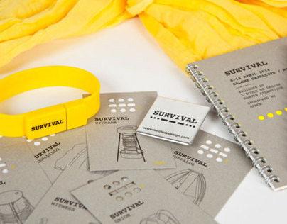 Survival Exhibition - Milan Design Week 2014