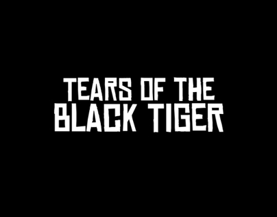 'Tears of the Black Tiger' Title Sequence