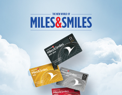 Miles and Smiles Microsite