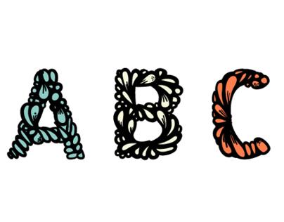 The colour Alphabet