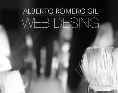 Alberto Romero Gil - WEB