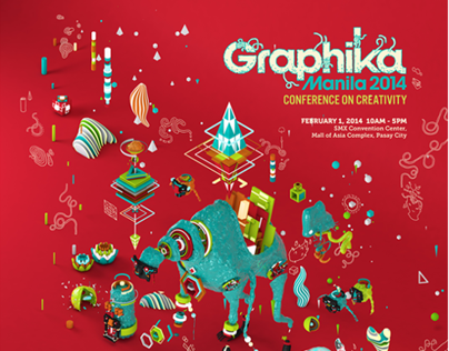 Graphika Manila 2014